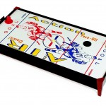 Carrom Face-Off Air Powered Hockey Table