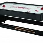 Fat Cat Pockey 7ft Black 3-in-1 Air Hockey
