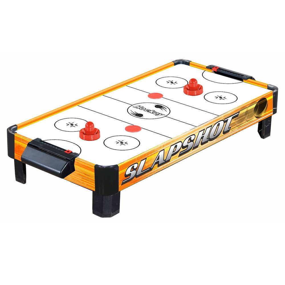 Air hockey table buyers guide air hockey table guide hathaway slapshot table top air hockey greentooth